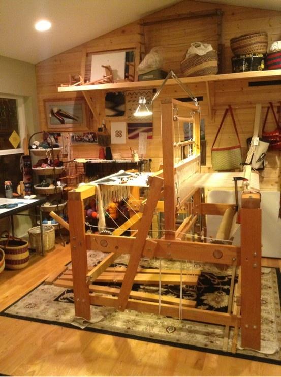 Rio Grande Walking Loom Designed By Rachel Brown Of