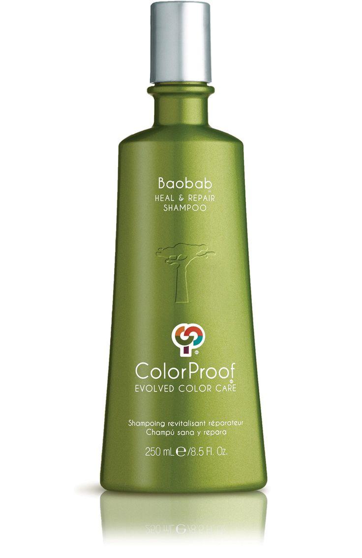 Baobab Heal Amp Repair Tm Shampoo Color Proof Our Hair