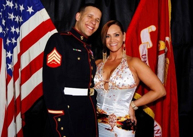 Marine Corps Ball 2012. USMC birthday ball Brussels