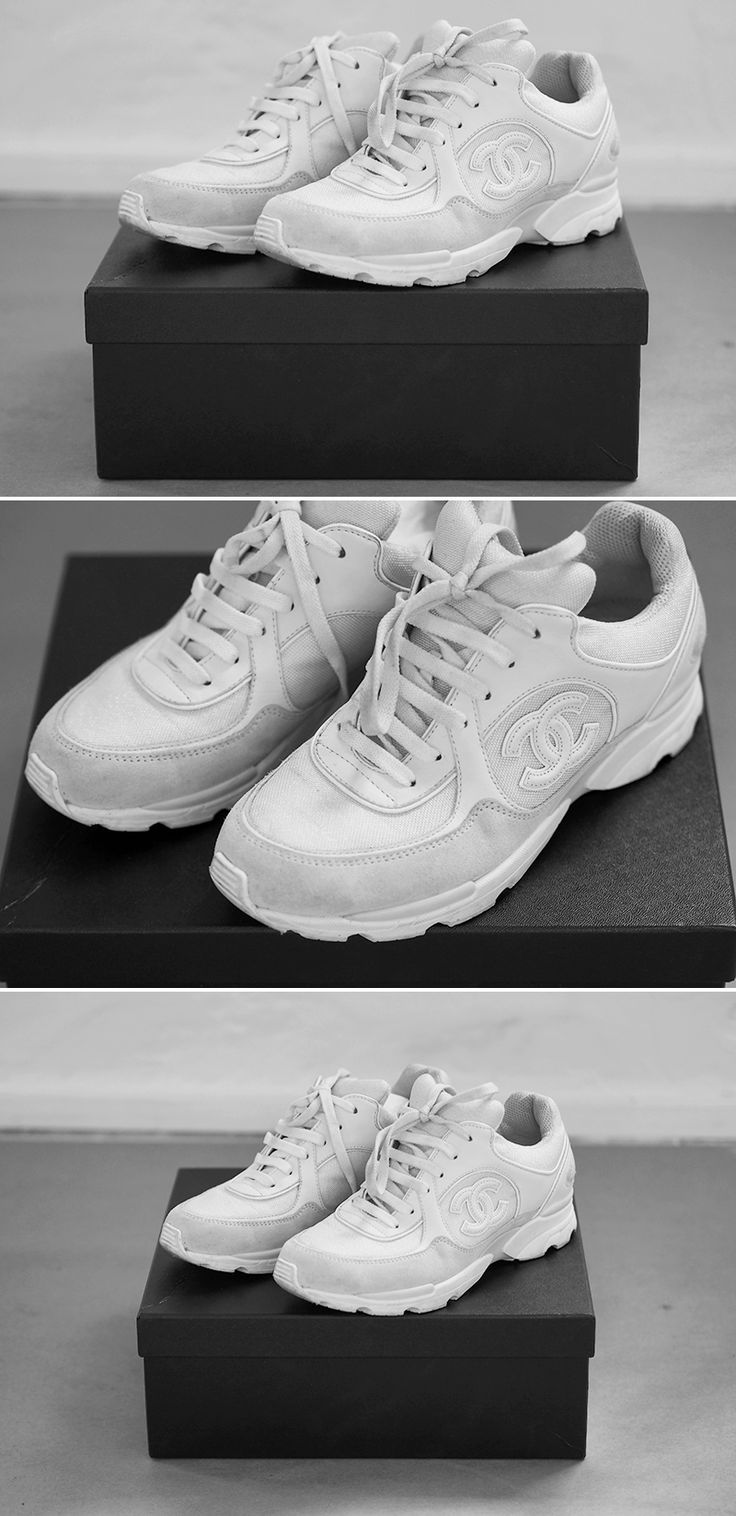 Only Best 25 Ideas About Chanel Sneakers On Pinterest