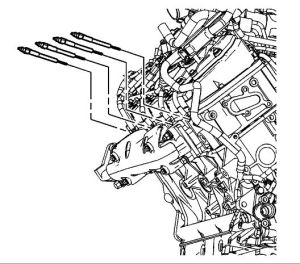 14 best images about Duramax Engine Diagrams on Pinterest