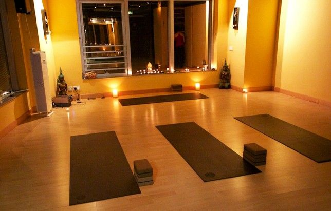 17 Best Images About Yoga Studio On Pinterest