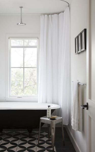 1000 Ideas About Vintage Shower Curtains On Pinterest Fabric Shower Curtains Curtains And