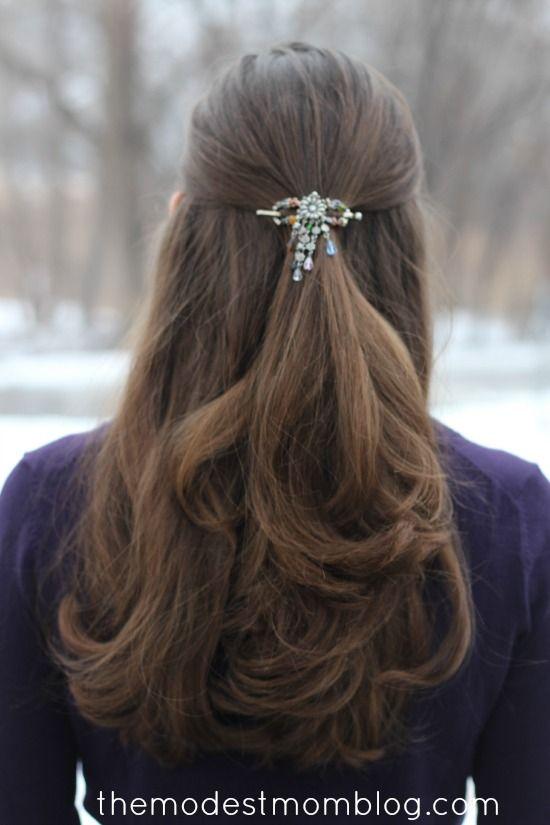 Lilla Rose Flexi Clip A Crown Of