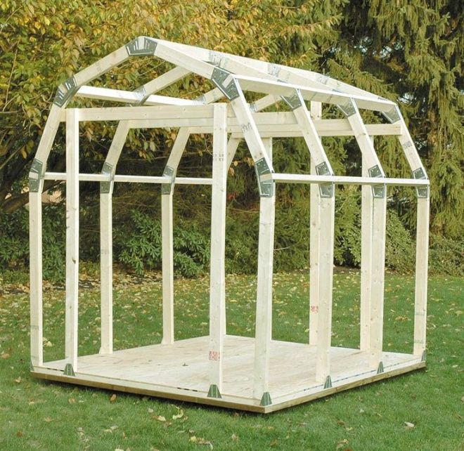 Diy outdoor storage shed with barn roof storage sheds