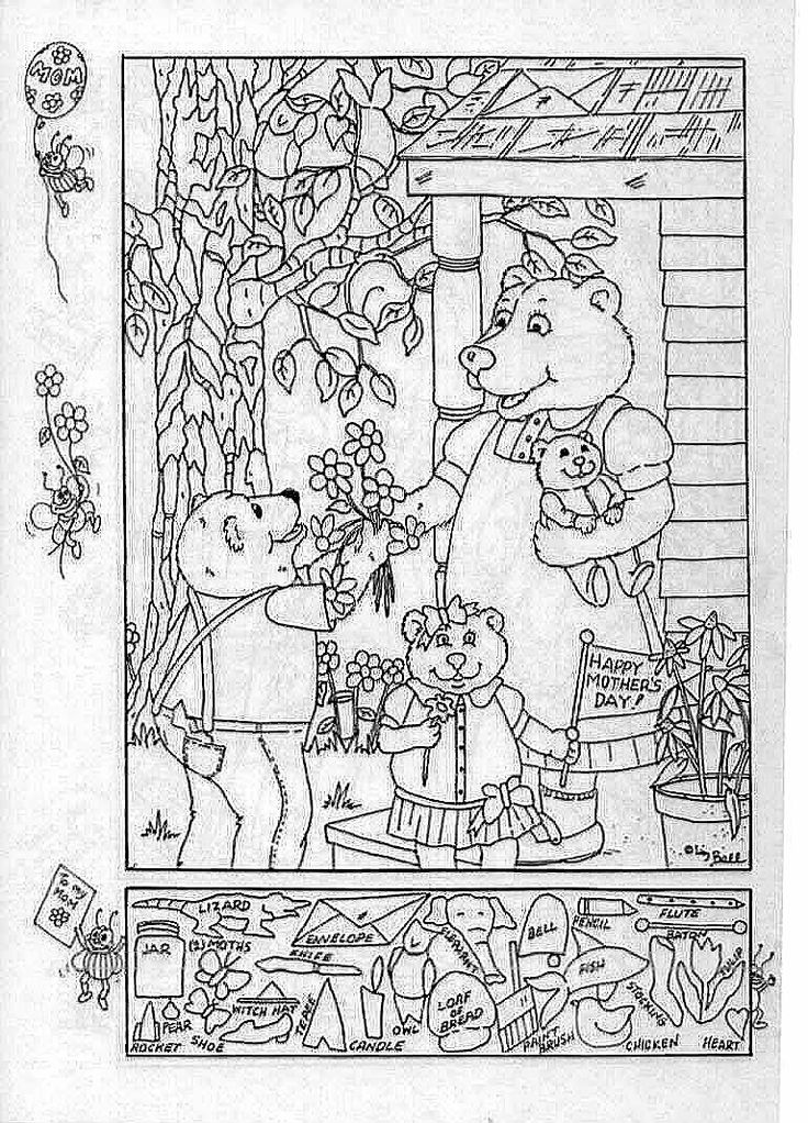 1000 ideas about mothers day coloring pages on pinterest kids