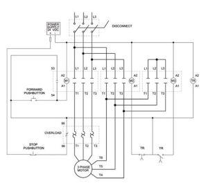 3 Phase Motor Wiring Diagrams | NonStop Engineering | Electronic | Pinterest | Motors, Chang'e
