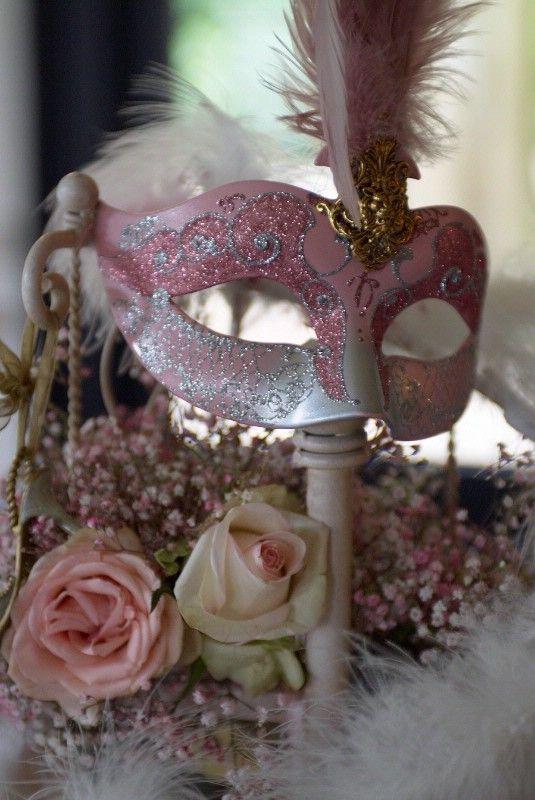 25 Best Ideas About Masquerade Centerpieces On Pinterest