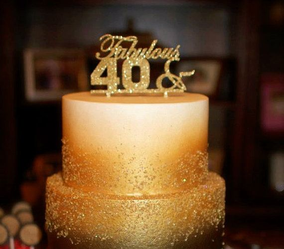 Fabulous 40th Birthday Cakes Google Search 40 And