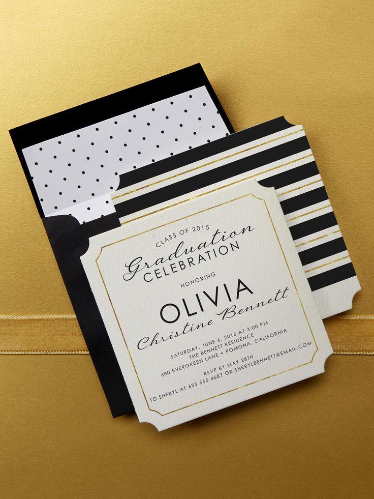 14 Best Images About Graduation Invitations On Pinterest