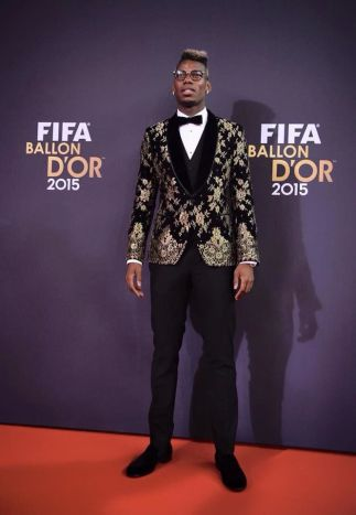 Image result for Pogba in suit