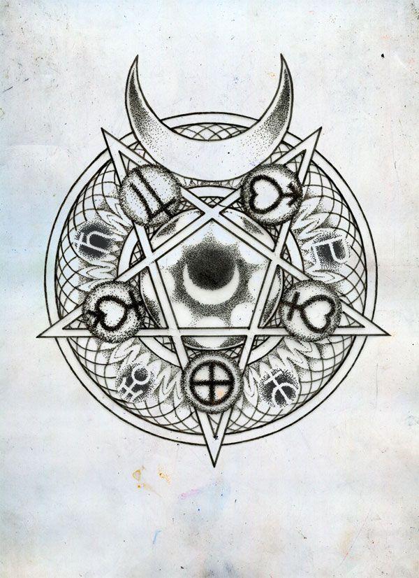 Sailor moon tattoo ideas Pinterest Sailor moon