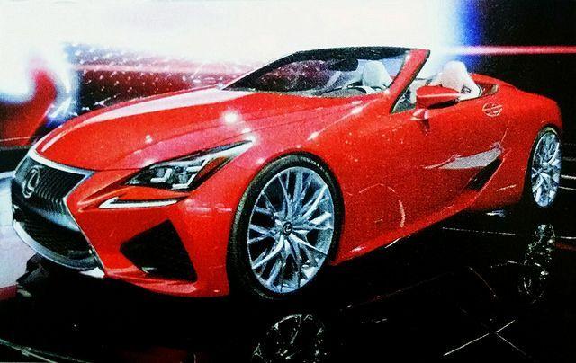 2017 Lexus SC Price And Convertible Http