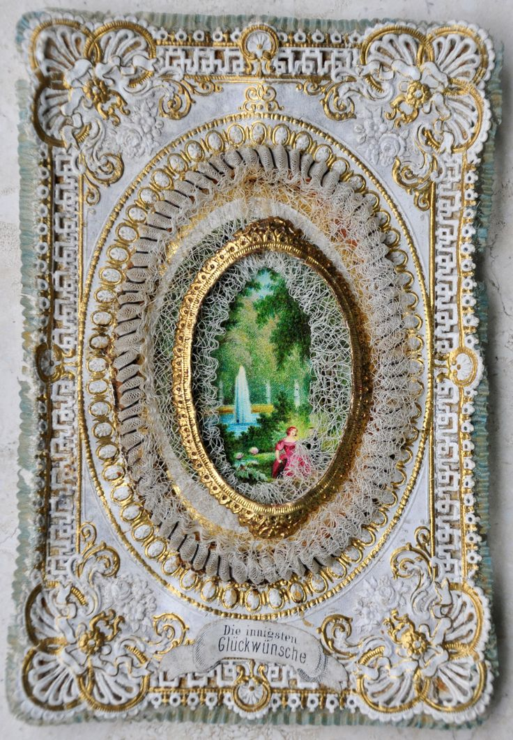 299 Best Images About Victorian Greeting Cards On