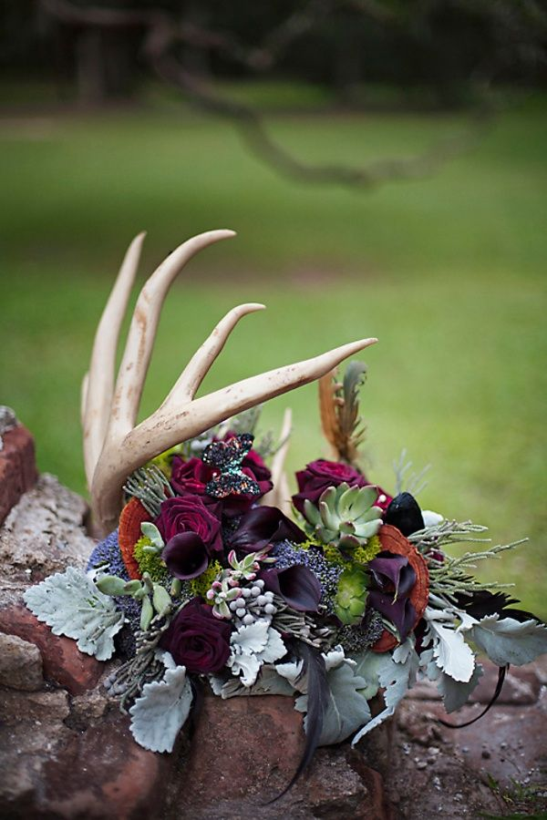 17 Best Ideas About Antler Centerpiece On Pinterest Table Centerpieces Antlers And White Pumpkins