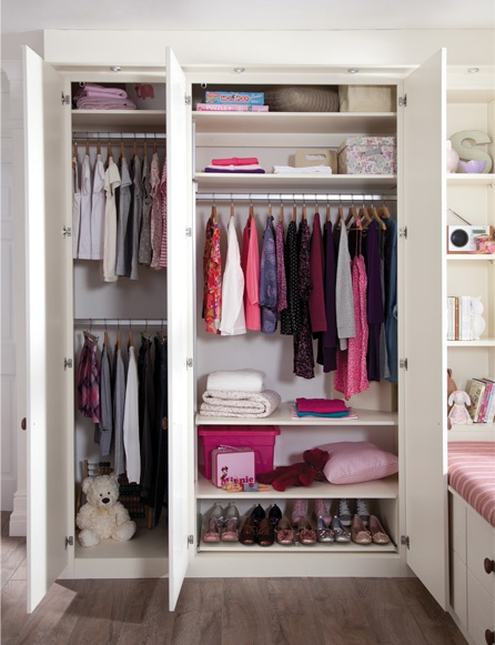 25 Best Ideas About Fitted Wardrobes On Pinterest