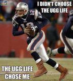 Image result for tom brady uggs meme