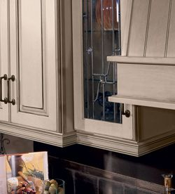 Light Rail Moldings And Cabinet Colors On Pinterest