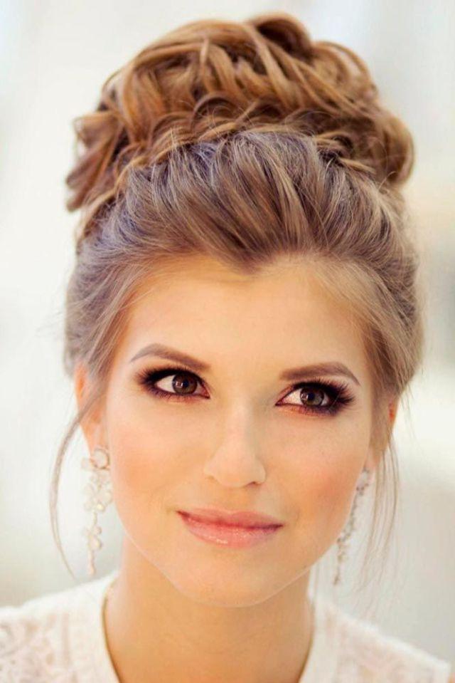 Best 20 Bridesmaids hairstyles  ideas on Pinterest