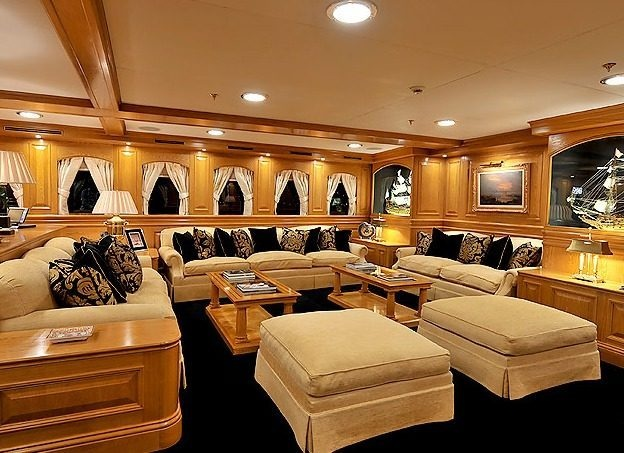 A Look Inside The Worlds Five Largest Charter Yachts