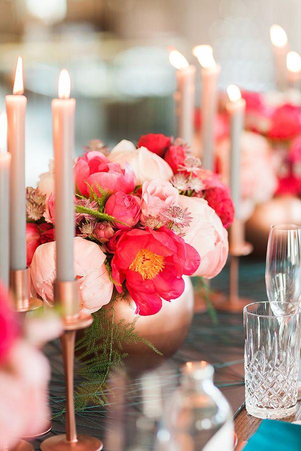 64 Best Rose Gold Wedding Colors Images On Pinterest