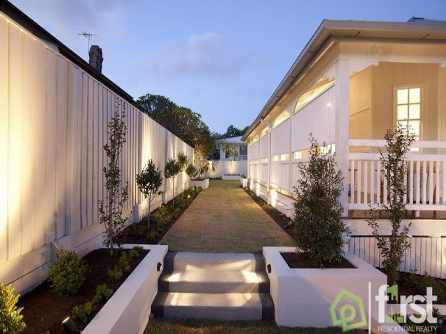 A View on Design East Brisbane Classic Queenslander Home