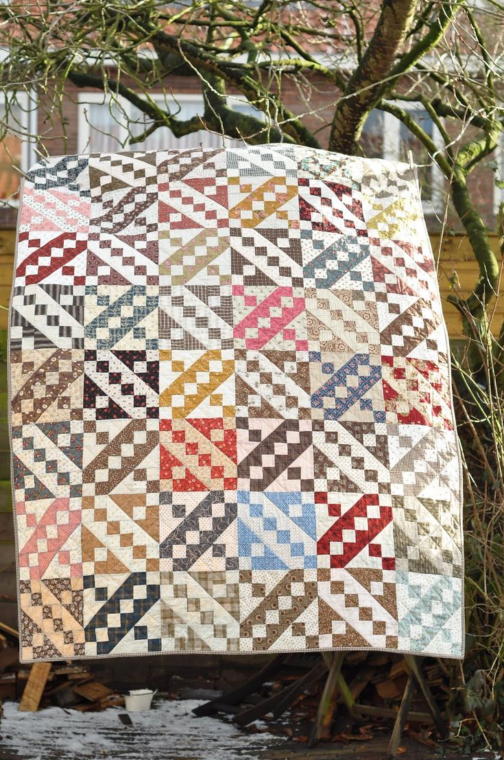 10 Best Images About Quilting Jacob S Ladder On