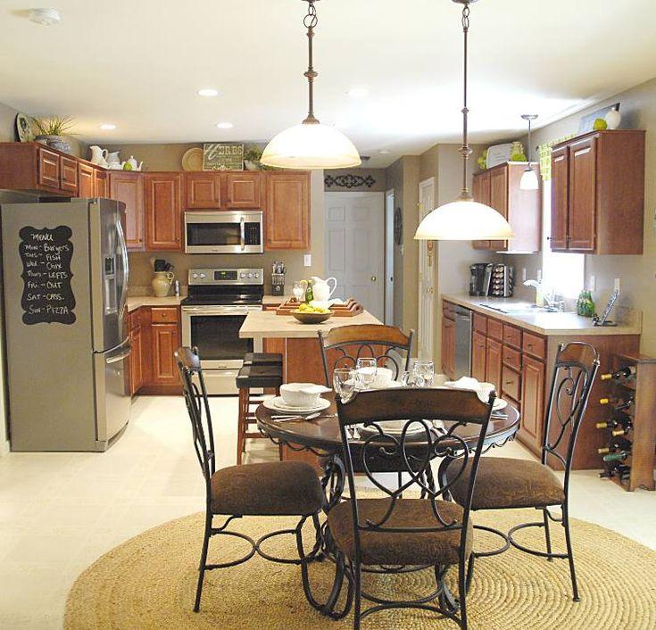 1000 Images About Kitchen On Pinterest Oak Cabinets