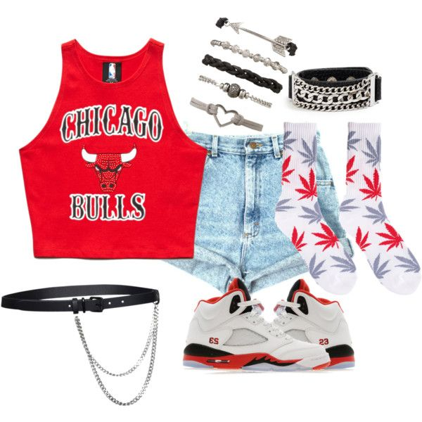 Best 25 Chicago Bulls Outfit Ideas On Pinterest