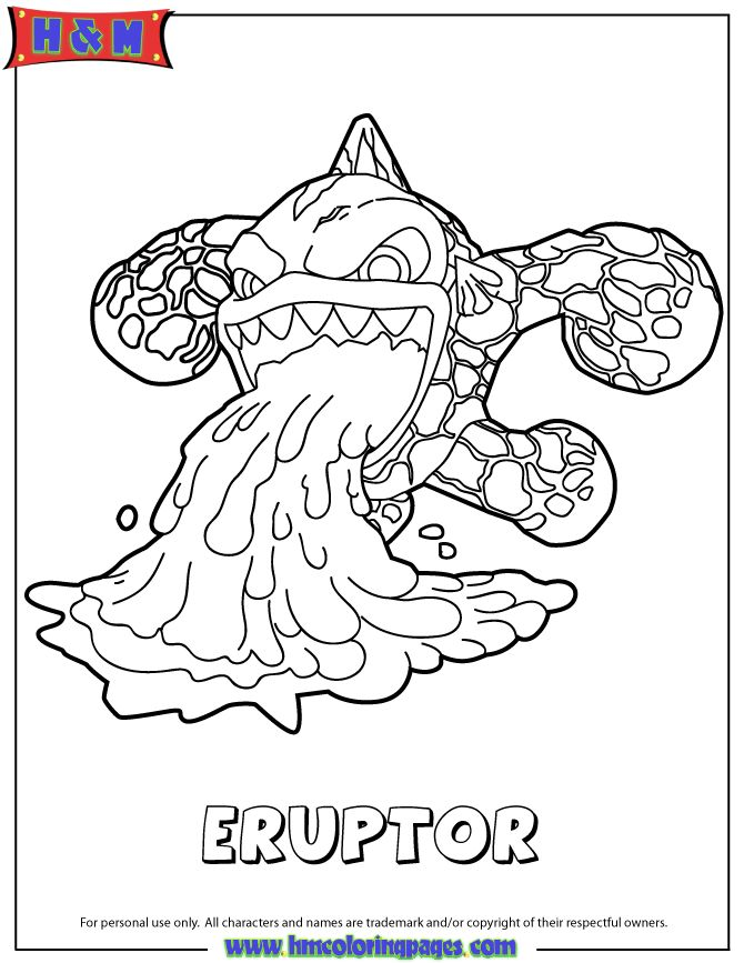best images about skylanders on pinterest  coloring