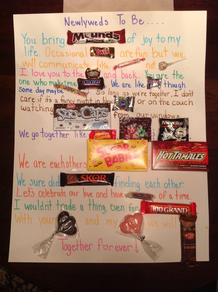 I just made this candy bar note/poem for friends