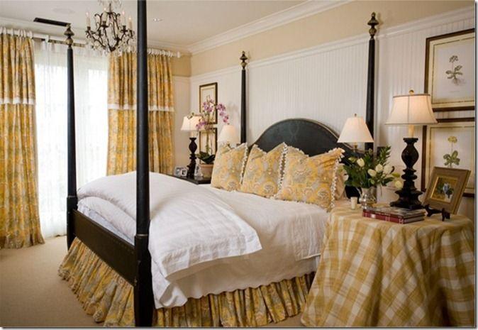 Favorite Pins Friday {Bedroom Inspiration