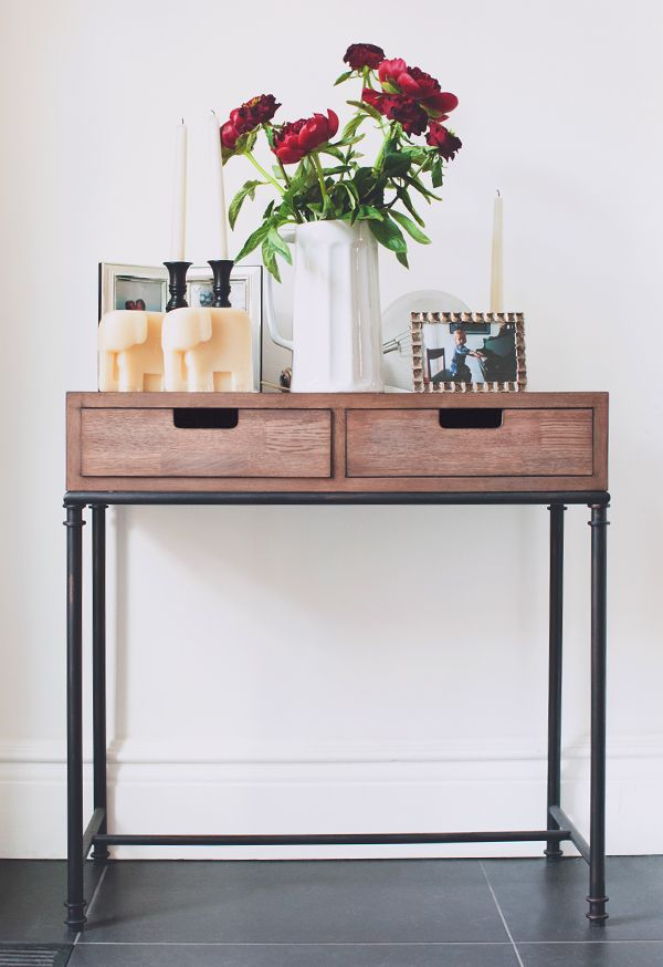 58 Best Narrow Console Table Images On Pinterest