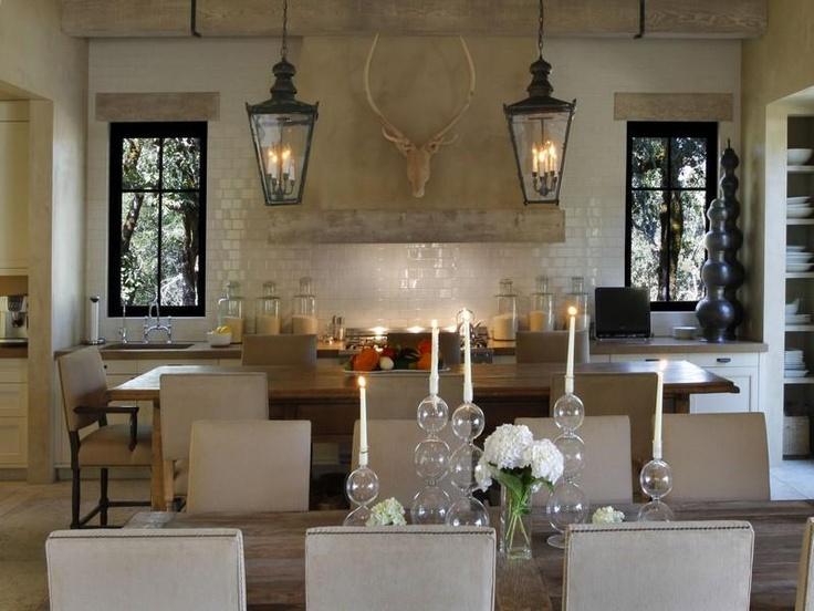 Dining Kitchen Rustic Pendant Lights Impressive