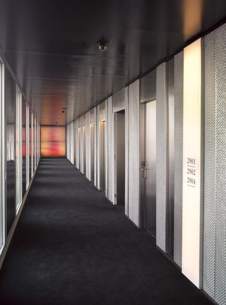 Hotel ME Barcelona / Dominique Perrault Architecture A
