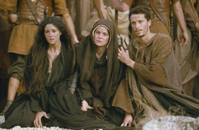 Mary Magdalen, Mary and St John