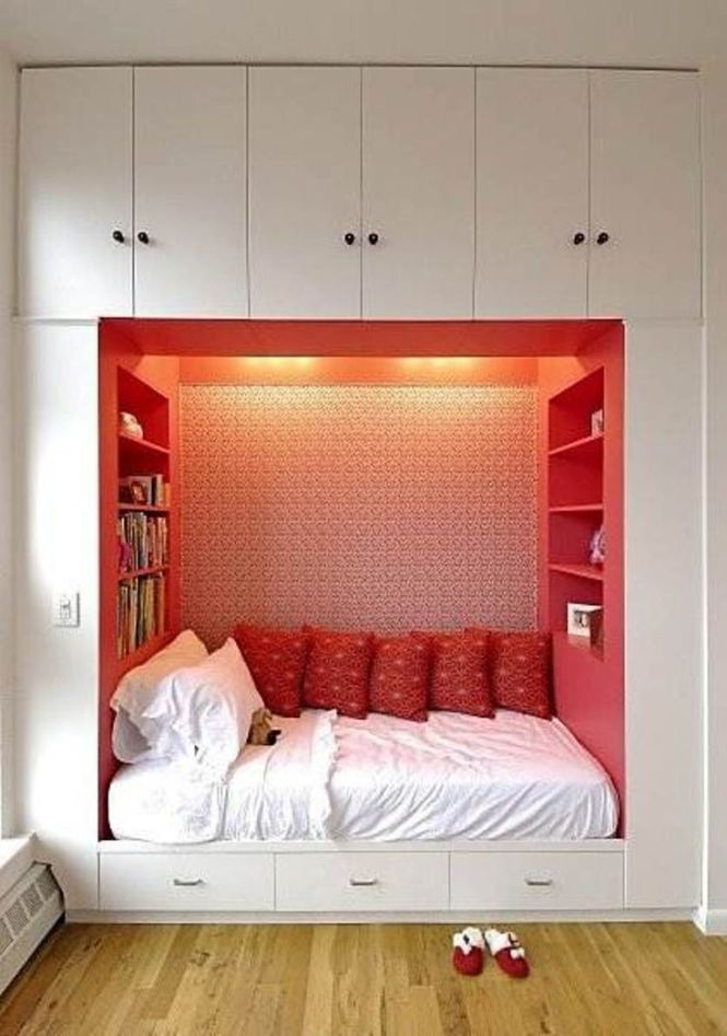 Awesome Storage Ideas For Small Bedrooms E Saving Better