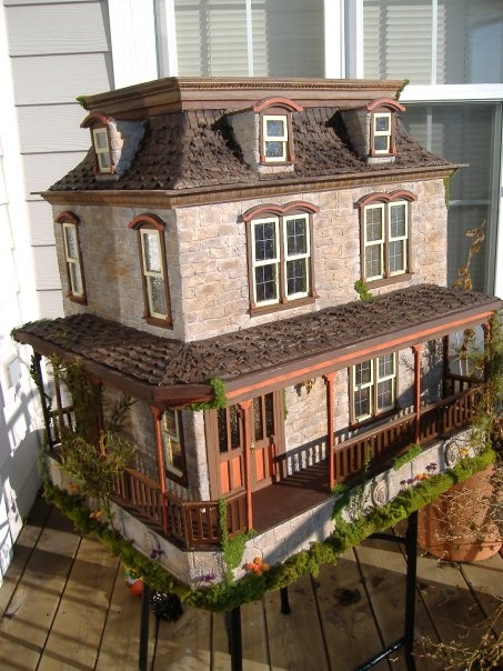 1000 Images About Doll HousesMiniatures Victorian Era