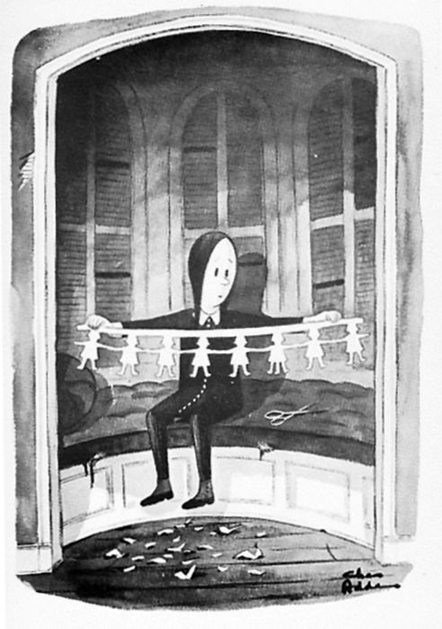 17 Best Images About Chas Addams On Pinterest Cartoon