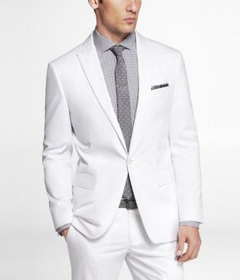 Image result for White suit