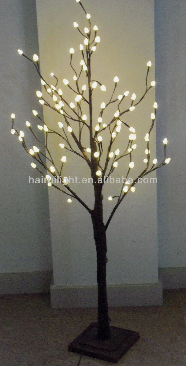 96L Warm LED Pussy Willow Led Tree Light Baby Eris Pinterest Trees Warm And Products