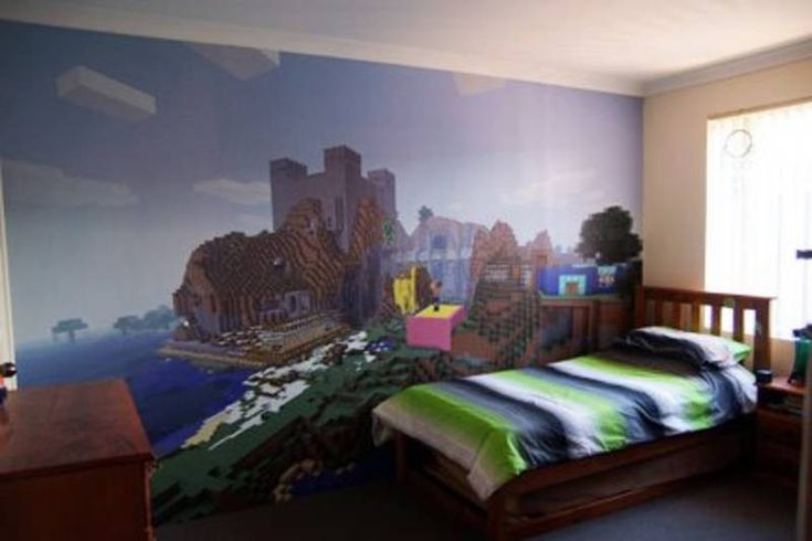 Minecraft Wallpaper For Sale On Gumtree Minecrack