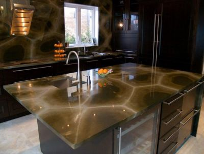 1000+ images about Exotic Granite Kitchens on Pinterest ...