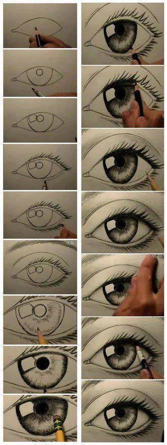 How to draw the perfect eye fbcdn-sphotos-d-a…