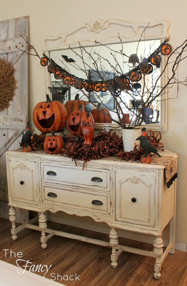 The Fancy Shack Halloween Halloween