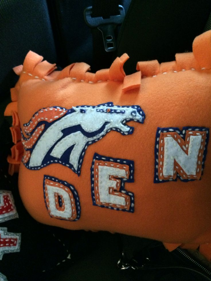 1000 Images About Broncos Quilts On Pinterest Fleece
