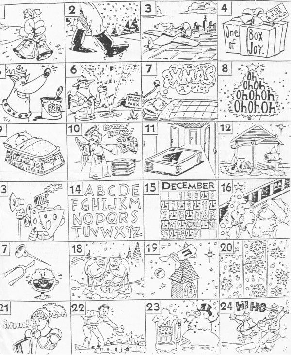 Puzzle Anecdotes holiday Pinterest Puzzles