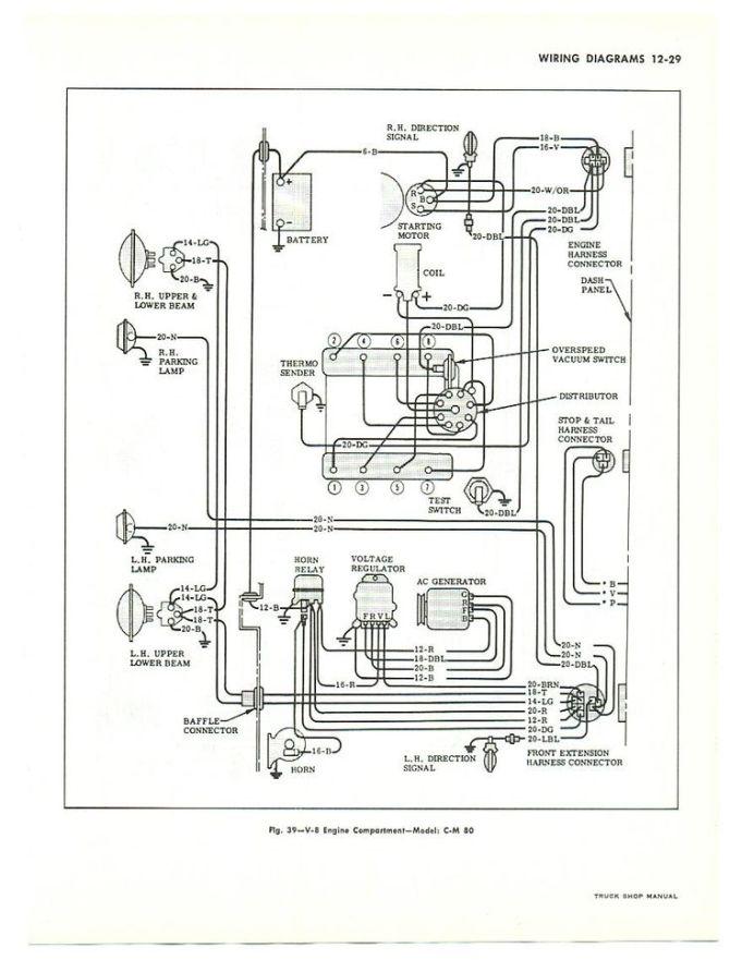 1949 chevy truck wiring diagram  kubota b26 wiring diagram