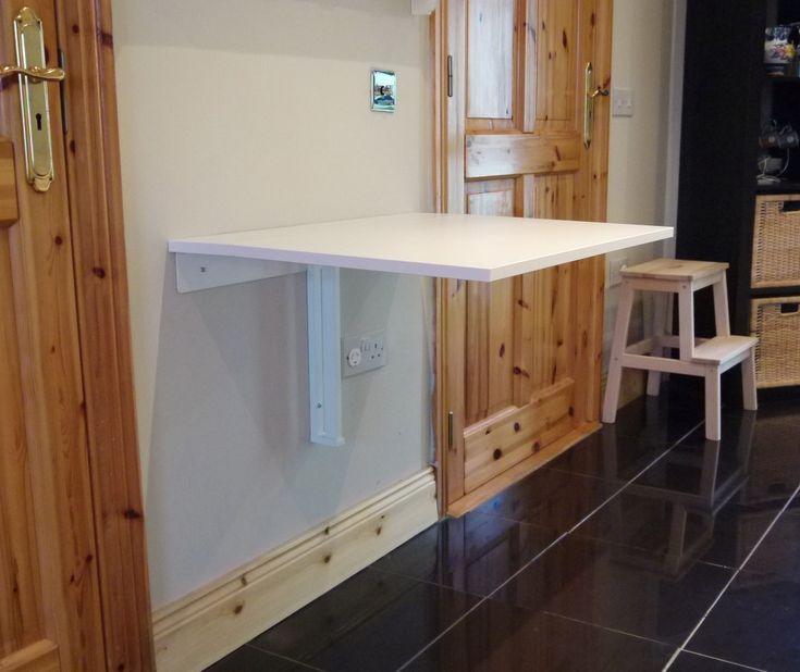 Ikea Fold Down Table Camp House Pinterest Wall