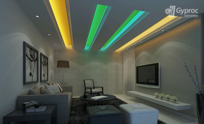 Living Room Ceiling Designs False Ceiling Design Gallery